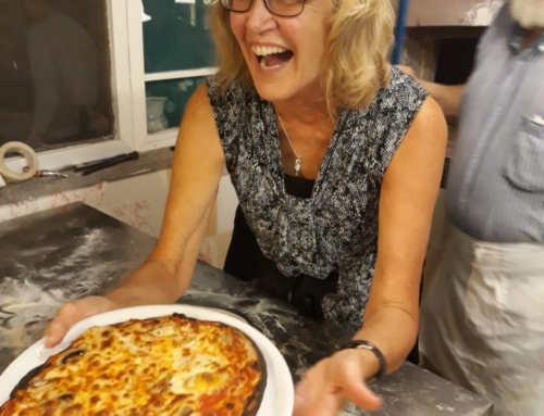 PIZZA RECIPE!PIZZA MAKING AND WINE TASTING AT THE OLD FRASCATI WINE TOUR!