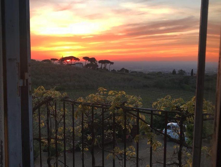 Wine Tasting in Frascati